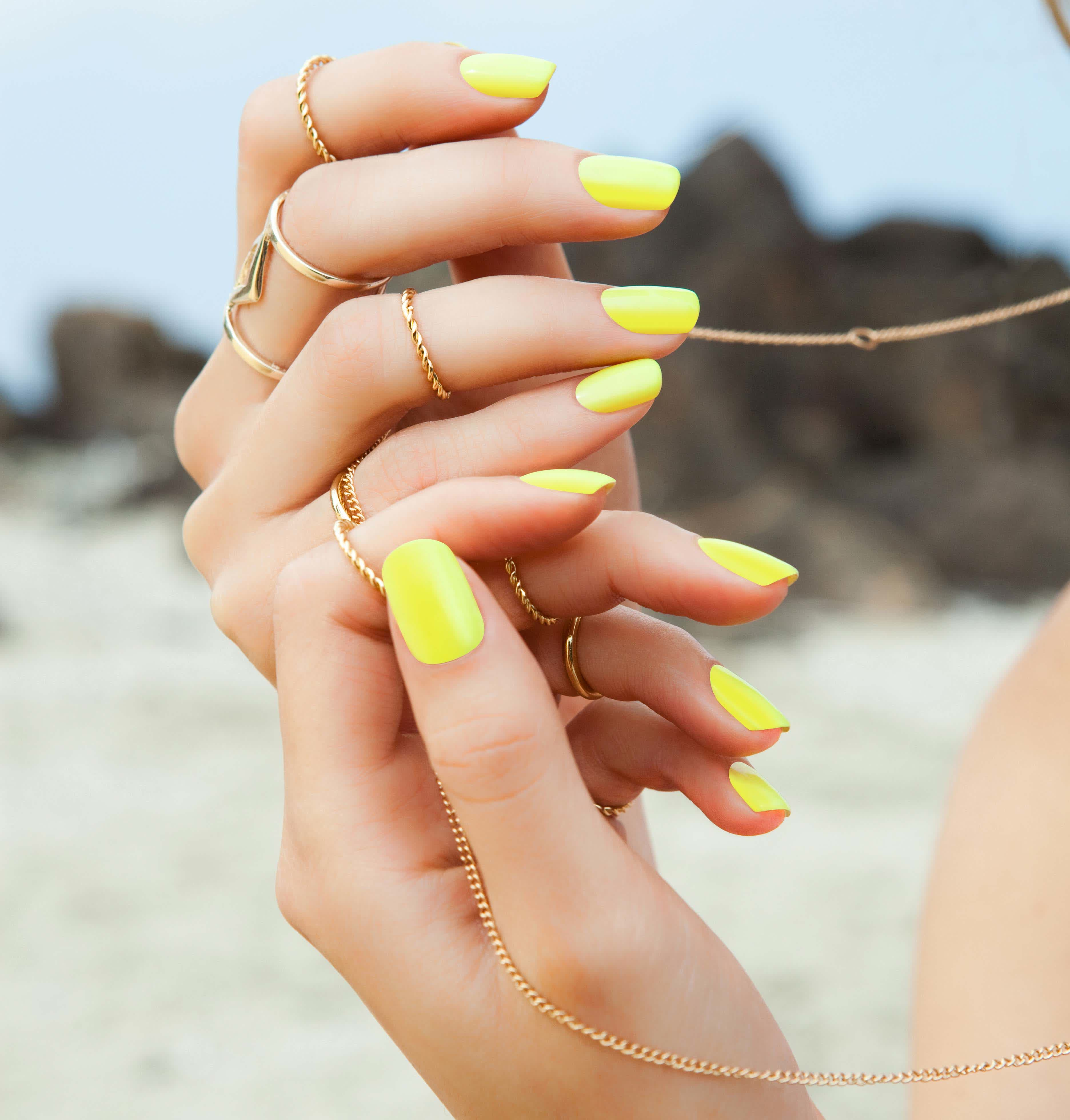 Style Up Your Summer Hands!