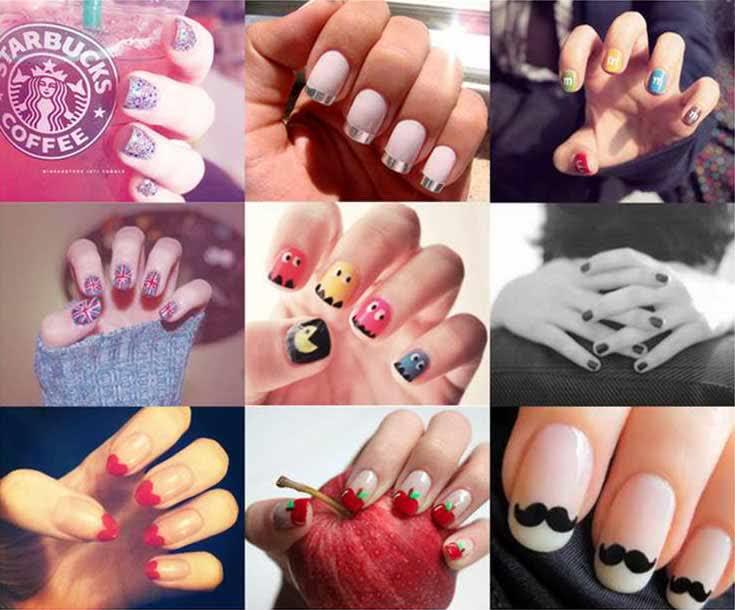 Nail Art – a Prevailing Culture