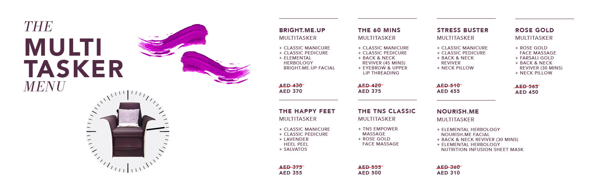 The Nail Spa - Nail Salon in Dubai