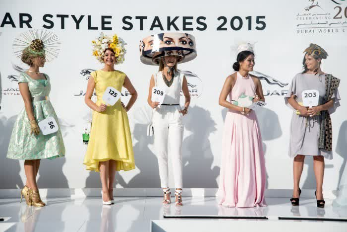 Coming Up High in the Style Stakes – at the Dubai World Cup!