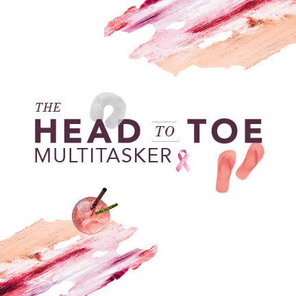 THE HEAD-TO-TOE MULTITASKER
