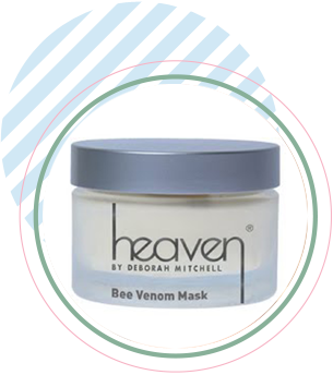 Give Your Skin a Kiss with Heaven by Deborah Mitchell