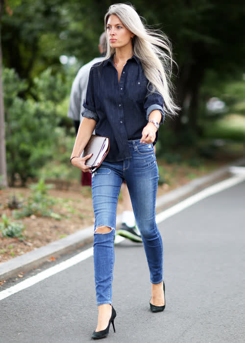 Style Tips for Dressing Up Denim