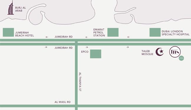 Jumeirah Beach Road