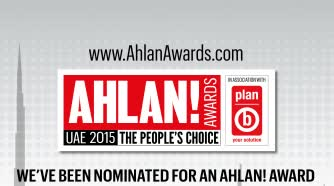 TNS ARE NOMINATED AS BEST SPA IN THE AHLAN PEOPLE'S CHOICE AWARDS