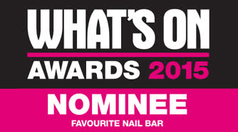 TNS ARE NOMINATED FOR BEST NAIL BAR IN THE WHAT'S ON DUBAI & ABU DHABI AWARDS