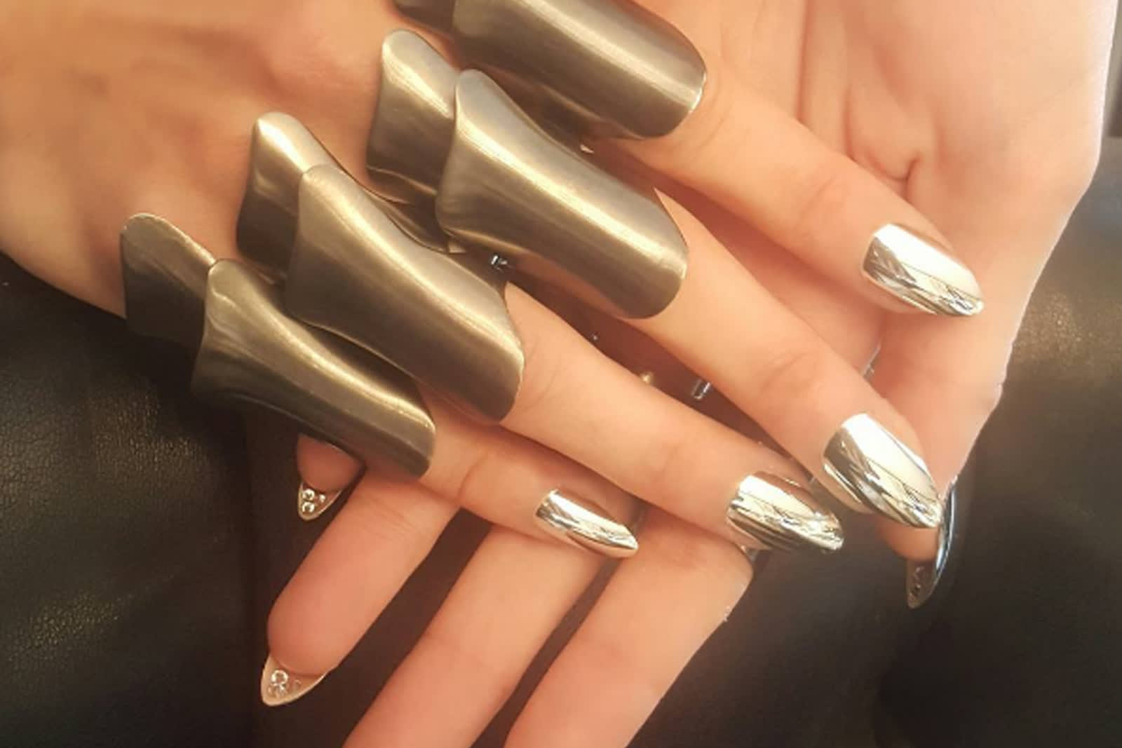 4 ways to upgrade your mani