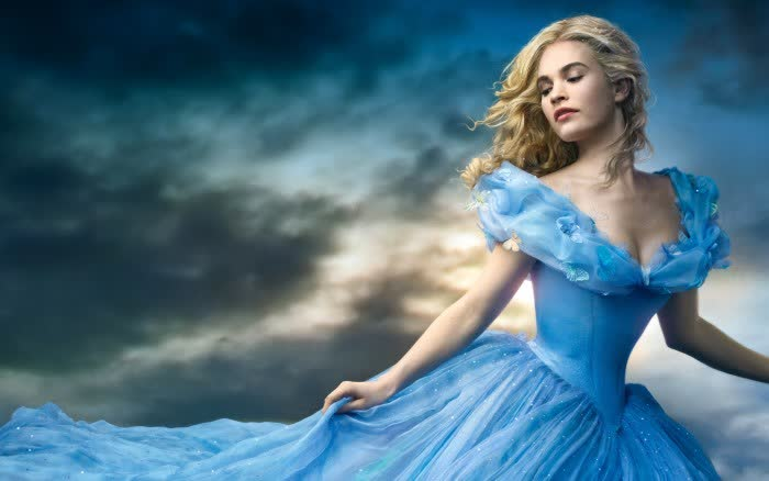 The 21st Century Cinderella! Why we Love Lily James
