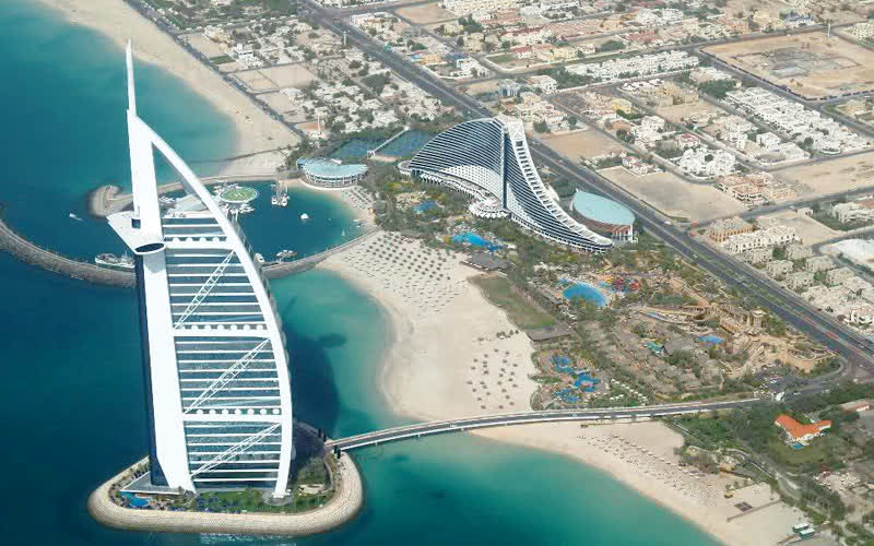 Out and About in Jumeirah