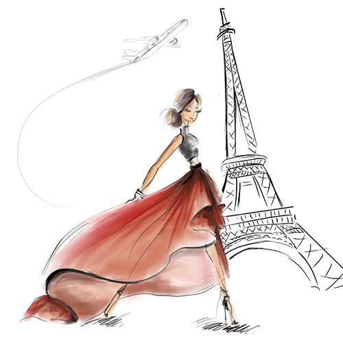 WIN A TICKET TO PARIS